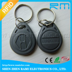 Low Frequency 125kHz Tk4100 Access Control RFID Proximity Keychain pictures & photos