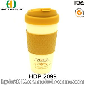 New High Quality BPA Free Plastic Coffee Mug (HDP-2099) pictures & photos