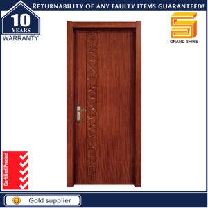 Exterior Composite Wood Veneer Interior MDF Wooden Door pictures & photos
