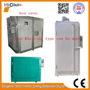 Colo 2016 New Type Box Curing Oven Powder Curing Oven pictures & photos