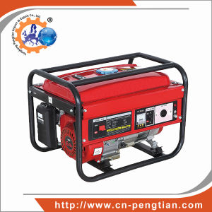2500-A01 Portable Power Gasoline Generator, Home Generator with CE (2KW-2.8KW) pictures & photos