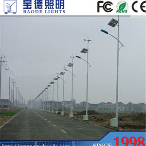 30/ 40/50/60W LED Intergrated Solar Street Light pictures & photos