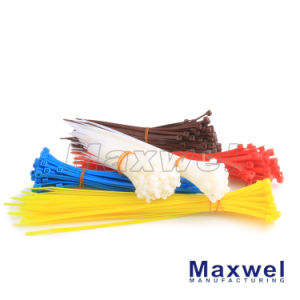 Self-Locking Nylon Cable Tie for Electrical Industry pictures & photos
