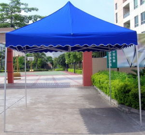 Blue Easy up Folding Tent 2016 pictures & photos