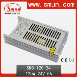 120W 24VDC 5A Ultra-Thin Switching Power Supply pictures & photos
