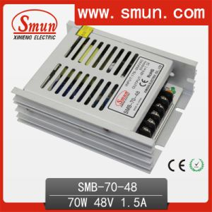 70W 48V 1.5A Ultra-Thin Switching Power Supply Slim Power Supply pictures & photos
