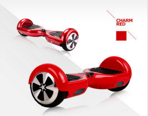2015 Newest 2 Wheels Smart Electric 6.5 Inch Self Balancing Scooter