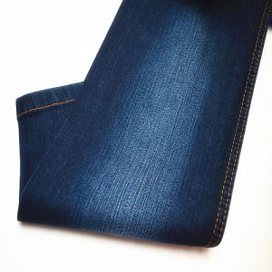 Polyester Cotton Denim Fabric for Readymade Jeans