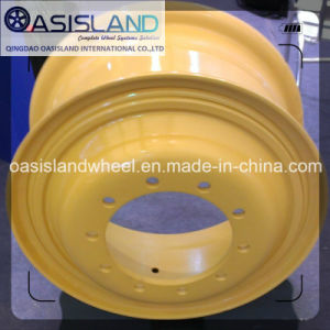 Mining Steel Wheel Rim 25-10.00 for off The Road Haul Truck pictures & photos