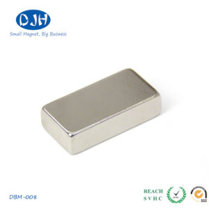 N52 Permanent Sintered Rare Earth Block Shape Eodymium Magnet pictures & photos
