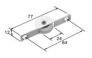 New Elegant Roller R8032 for Aluminum Door & Window pictures & photos