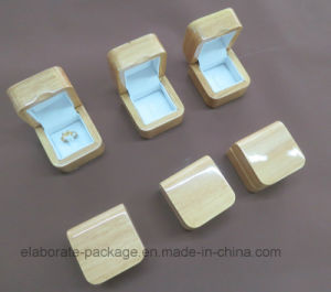 Custom Solid Wood jewelry Gift Packing Box pictures & photos