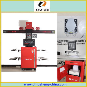 3D Wheel Aligner Tire Aligner Factory Ds-9 pictures & photos
