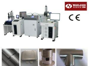 CNC Milling Machine Fiber Optic Laser Welding Machine pictures & photos