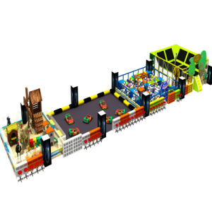 Factory Price Baby Generous Rotational Indoor Soft Play Areas pictures & photos
