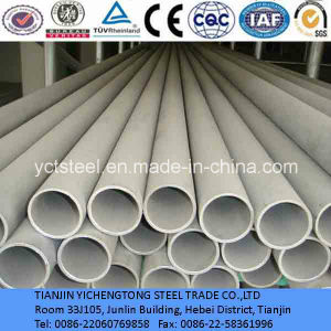 ASTM 304 Seamless Stainless Steel Pipe (YCT-S-131) pictures & photos