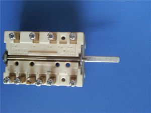 High-Temperture Resistance Heater Oven Selector Rotary Switch Rotary Switch pictures & photos