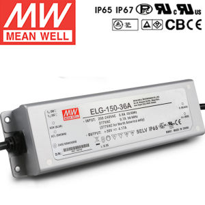 Meanwell Elg-150 Series Single Output LED Power Supply Elg-150-12 pictures & photos