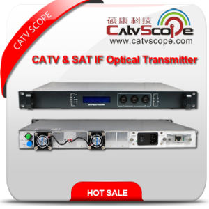 CATV & Sat If Optical Transmitter