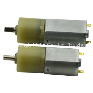 12V Motors Micro Plastic Planetary Gearbox DC Gear Motor pictures & photos