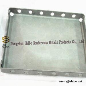 Pury Molybdenum Tray, 99.95% Molybdenum Tray, Tzm Tray pictures & photos
