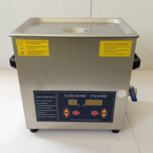 Ultrasonic Cleaner with Basket and Drain (TSX-240ST) pictures & photos