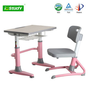Healthy Wholesale Height Adjustable Table and Chair pictures & photos