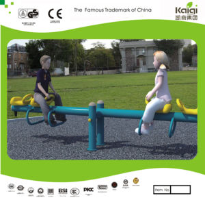 Kaiqi Four Seat Seesaw for Children′s Playground (KQ50157H) pictures & photos