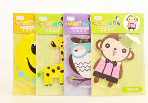 Cute Cartoon Scented Paper Air Freshener with Header Card pictures & photos