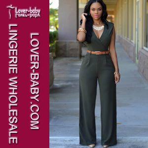2016 Fashion Women Jumpsuit Clothes (L55179-1) pictures & photos