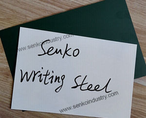 0.3mm Prepainted Whiteboard Steel Sheet From Senko Industry pictures & photos