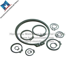 Spring Steel Retaining Ring for Hole pictures & photos
