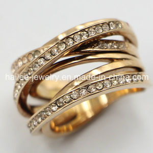 Fashion and Hot Sale Stainless Steel Charm Ring pictures & photos