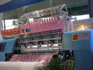 Multi Needle Quilting Machine Garment Machinery pictures & photos