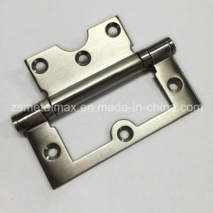 Stainless Steel 4 Inch 2 Ball Bearing Flush Hinge (194030-2) pictures & photos