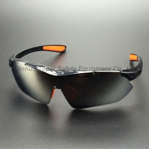 Sport Type Mirrored Lens Safety Glasses (SG115) pictures & photos