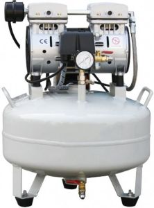 Silent Oil Free Dental Scuba Air Compressor for Dentist pictures & photos