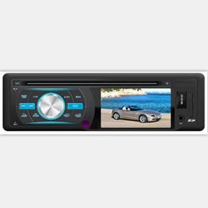 Car DVD Player with 3.0 Inch TFT LCD Monitor One-DIN pictures & photos