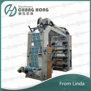 High Speed 8 Color PP Bag Printing Machine (Cj888) pictures & photos