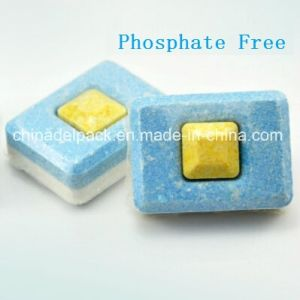OEM&ODM Phosphate Free Dishwashing Detergent Tablet, Dishwashing Detergent Tablet pictures & photos