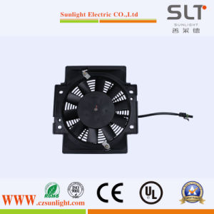 12V Mini Plastic Air Blower Motor for Bus Air Condition pictures & photos