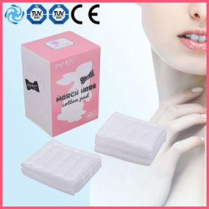 Makeup Remover Nonwoven Facial Pads with Ce&ISO9001