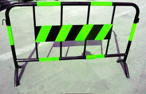 Municiple Crowd Control Barrier Temporary Isolation Traffic Barrier pictures & photos