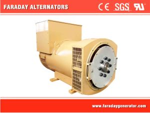 Faraday Alternator 100% Copper Wires IP23 H Class Brushless Electric Generator 400kVA/320kw Fd4lp pictures & photos