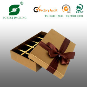 Luxury Paper Gift Box with Dividers (FP900020) pictures & photos