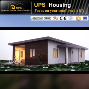 Real Estate and Construction Green Modular Prefab Concrete House pictures & photos