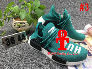 . [with Originals Box] 2017 Cheap Human Race Nmd Pharrell Williams Women Men Fashion Outdoor Training Sneaker Nmd Human Races Running Shoes pictures & photos