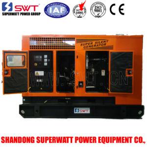 Generator 88kVA 50Hz Perkings Power Soundprood Genset Super Silent Diesel Generating pictures & photos