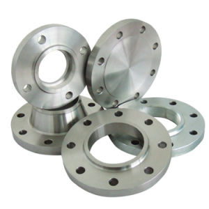 ASTM A234 Wpb A105 Carbon Steel Flanges