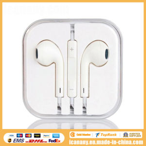 Colorful New Mic+Volume Remote Earphone Headset Earpods for Apple iPhone pictures & photos